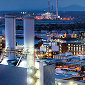 Mannheim Ausstellung in China - Großindustrie