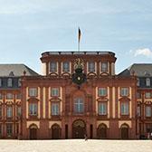 Mannheim Ausstellung in China - Schloss
