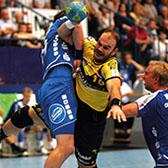 Mannheim Ausstellung in China - Handball