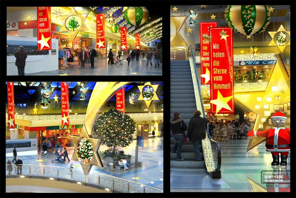 Blautal Center Weihnachtsaktion