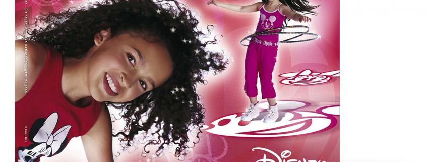 Disney Werbekampagnen im Baby- und Kleinkinderbereich