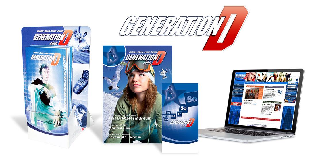Generation D Werbekampagnen