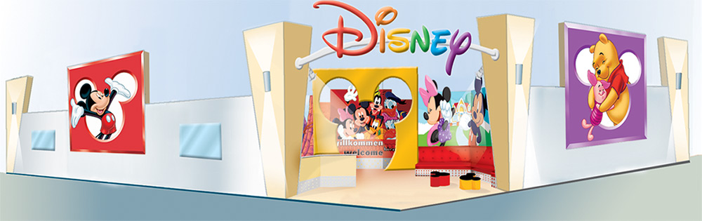 Disney Messe
