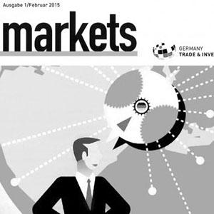 Markets Werbung