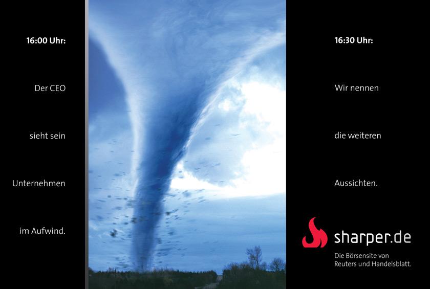 Sharper Plakat