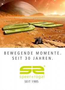 Speer + Rogal Mars layout