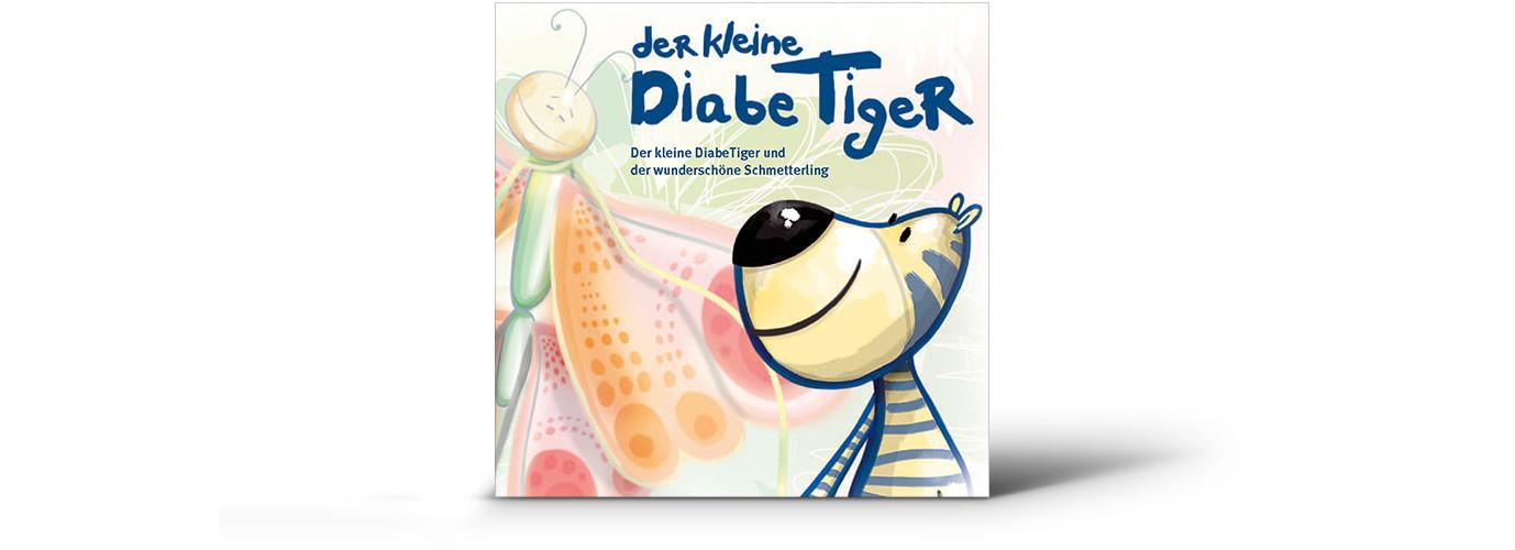 Der kleine Diabe Tiger