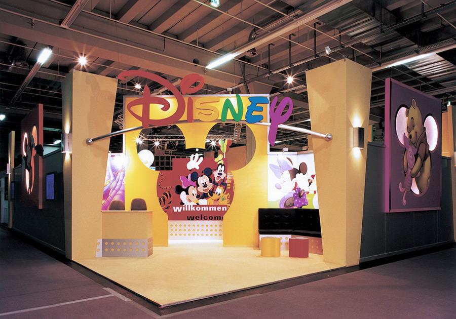 Buchmesse Stand Disney