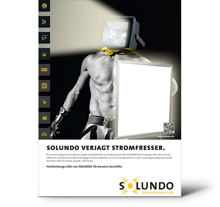 Solundo GmbH Website