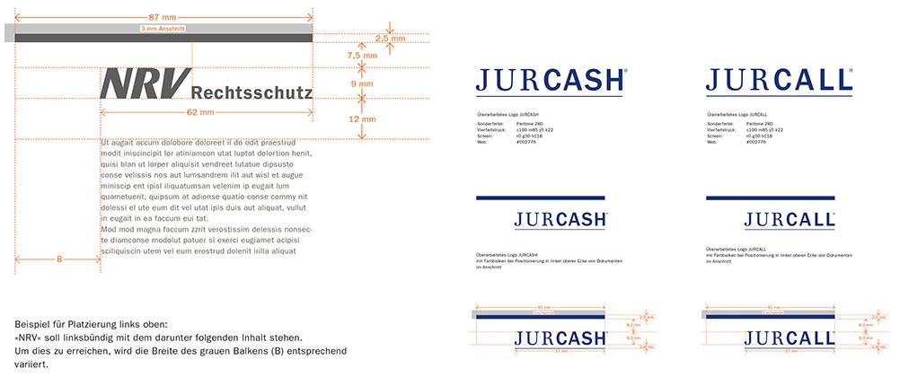 Jurcash GmbH und NRV