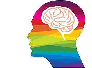 Neuromarketing Logo bunt