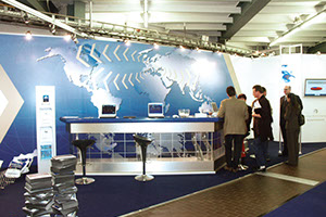 Messestand Börse Berlin Anlegermesse