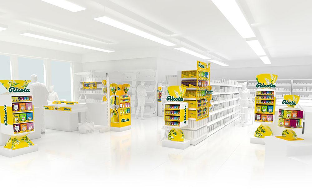 Pefect Store - Ricola