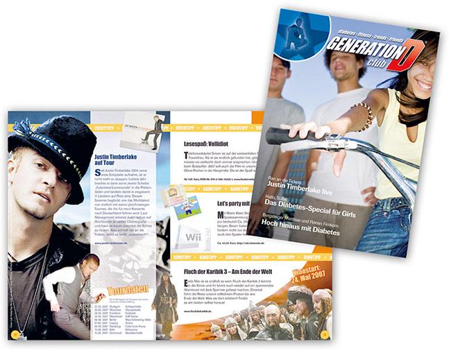 Generation D Magazin