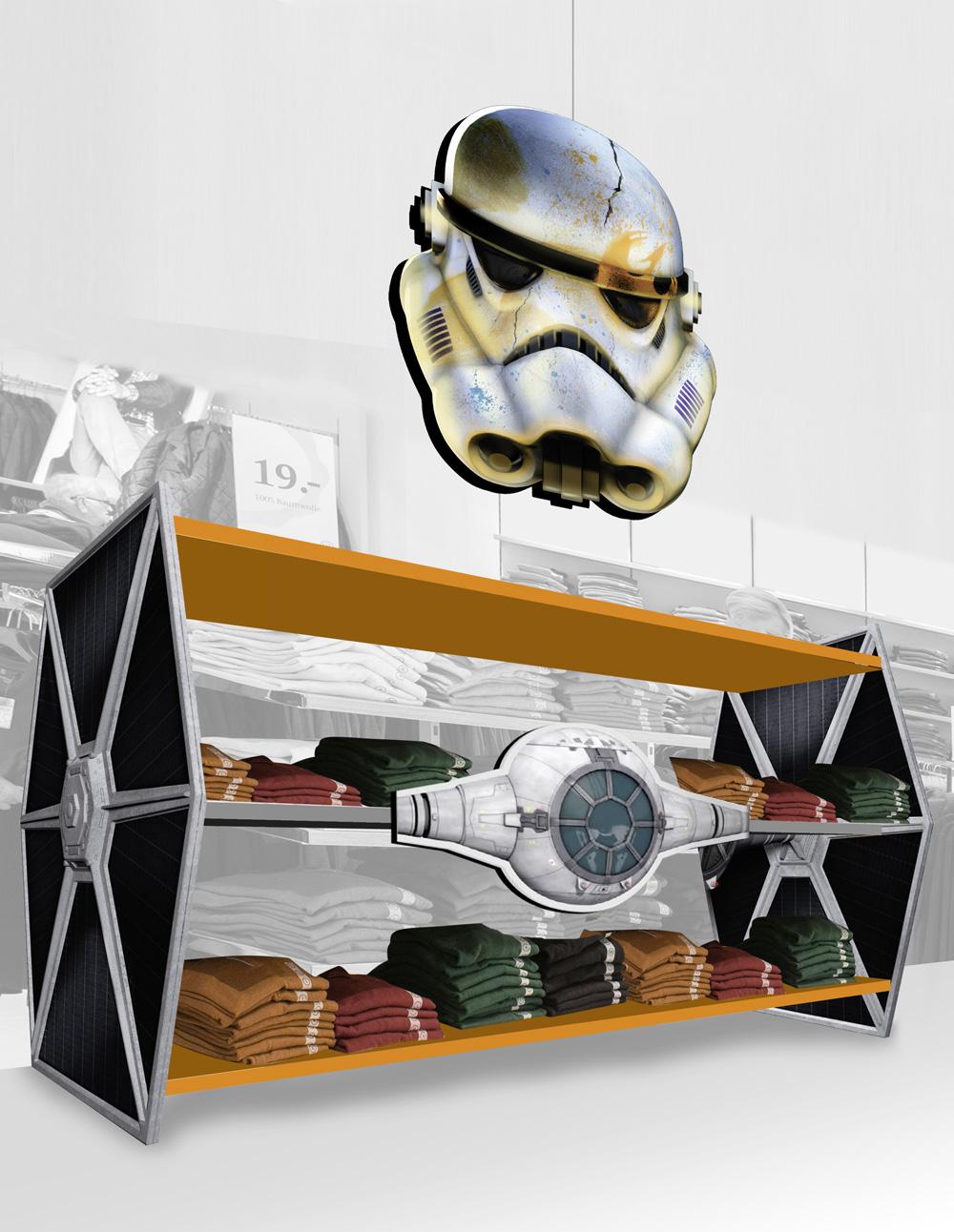 POS Display Disney Star Wars