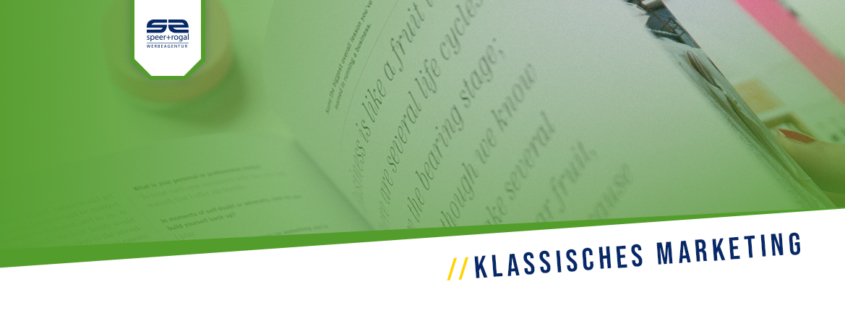 Blog Post Header Klassisches Marketing 1