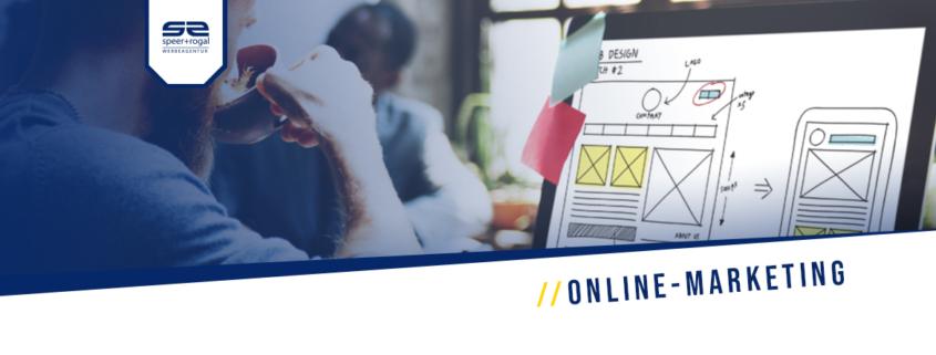 Blogtitelbild Online Marketing Webseite