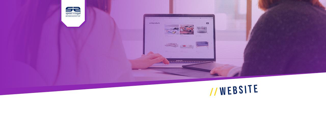 Website Themenbild für Header