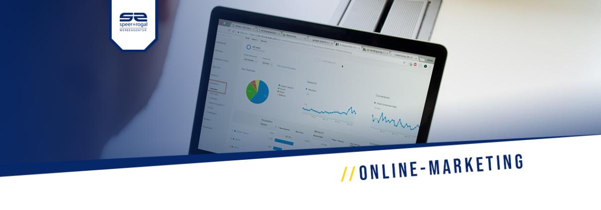 Headerbild Online Marketing CRM