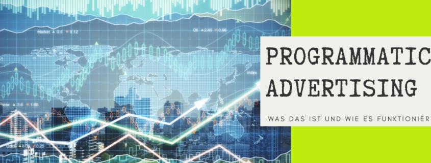 Programmatic Advertising Blog Header
