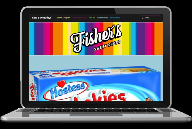 Fishers Webdesign Mannheim