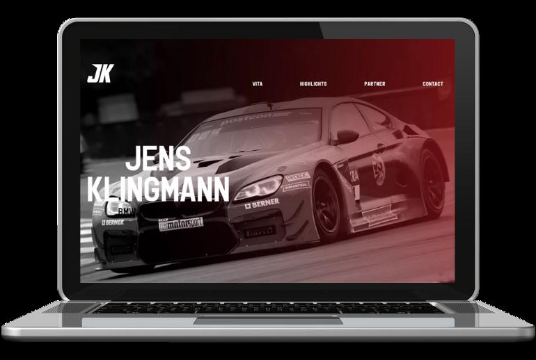 Klingmann Webdesign Mannheim