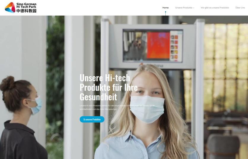 SGHT Website 1