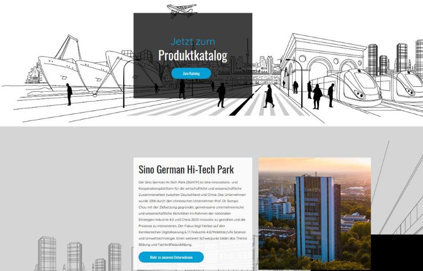 SGHT Website 2